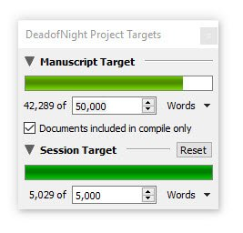 Dead of Night 40k words