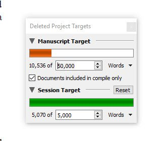 Deleted - word count