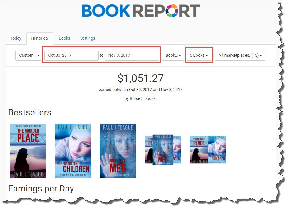 BookReport