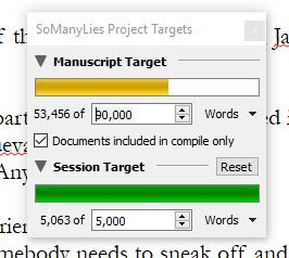 Word count 50k