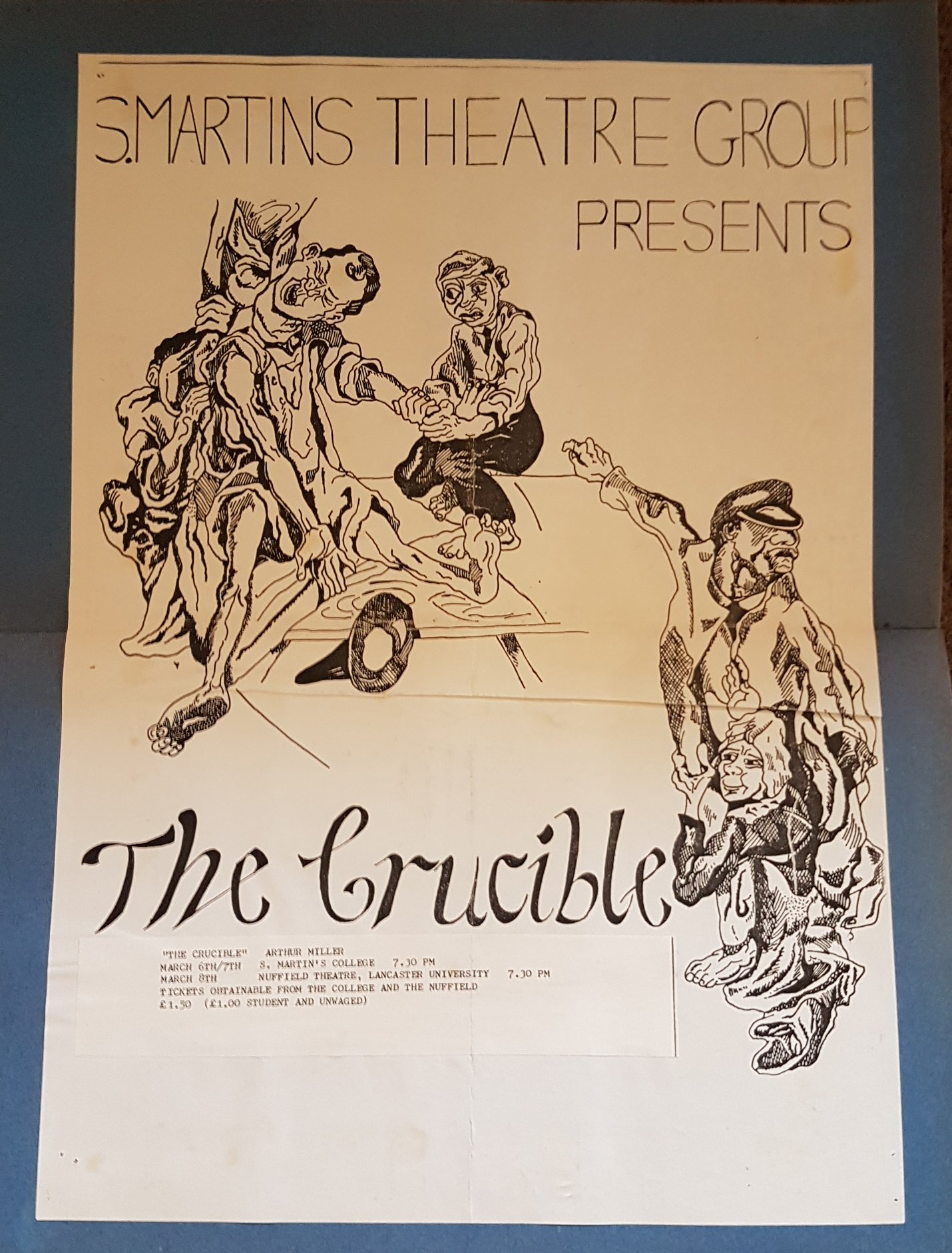 The Crucible play