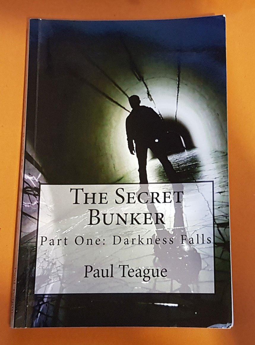 Original Secret Bunker paperback