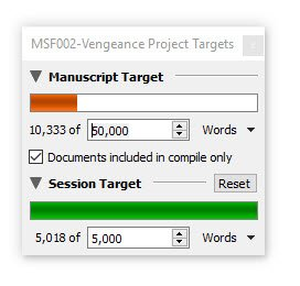 10k word count