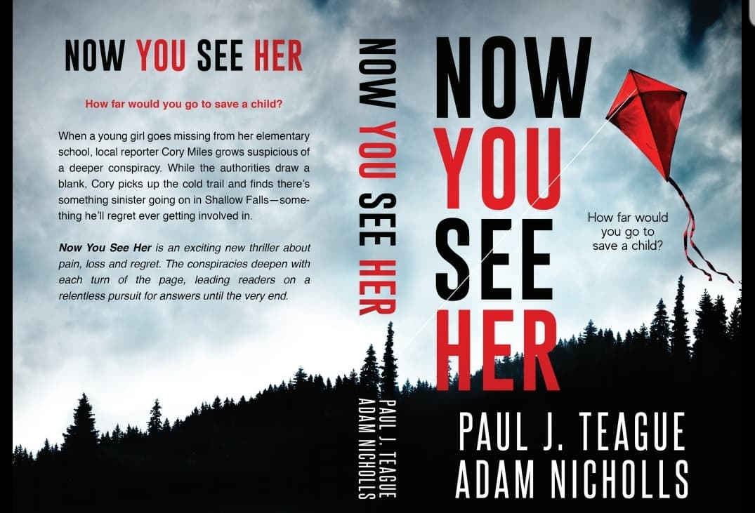 Now You See Her paperback