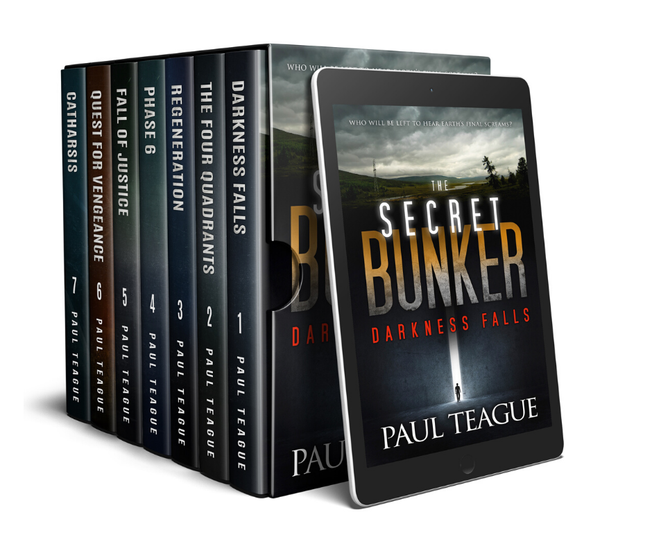 The Secret Bunker 1