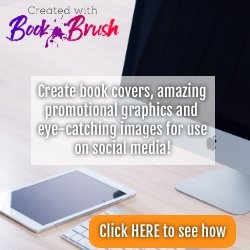 BookBrush for authors